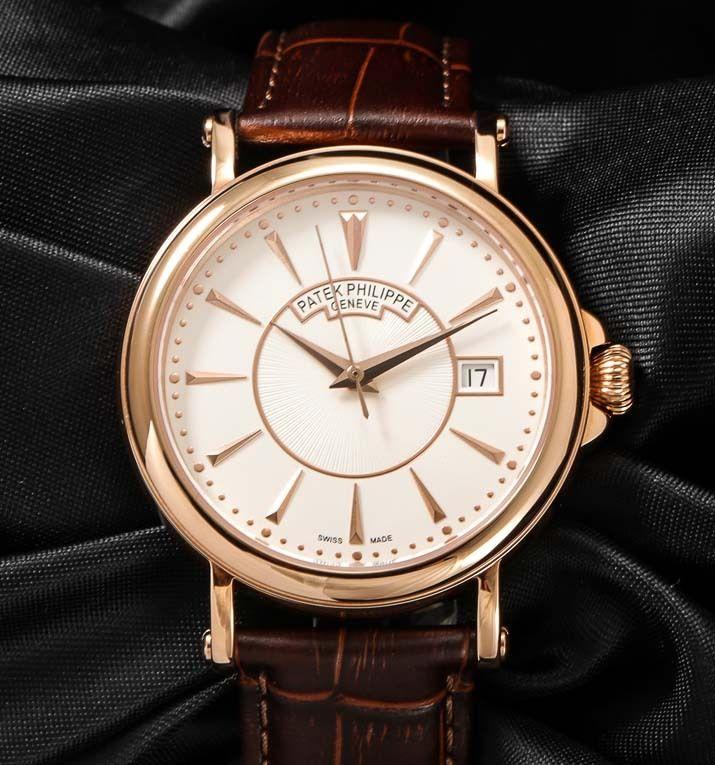 """Дубликаты часов Patek Philippe - Часы """"Calatrava 5153 Officier"""" от Patek Philippe модель № 693.512"""
