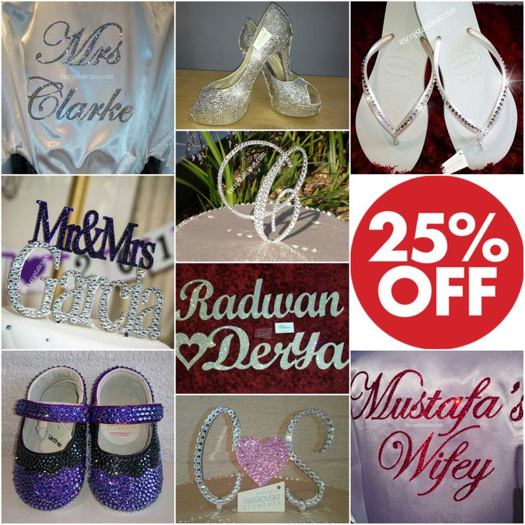 25% OFF SALE on Crystalicious® Wedding Accessories  - Until 30/11/2015     SHOP THE SALE NOW  to get 25% off all our @swarovski embellished items and Services in time for Christmas ✨   http://itscrystalicious.com/accessories/ - No Code Required - The discount is added automatically at checkout and the prices advertised are the pre discount prices  https://www.ItsCrystalicious.etsy.com - Coupon Code: PX1125    #sale #shopnow #christmas