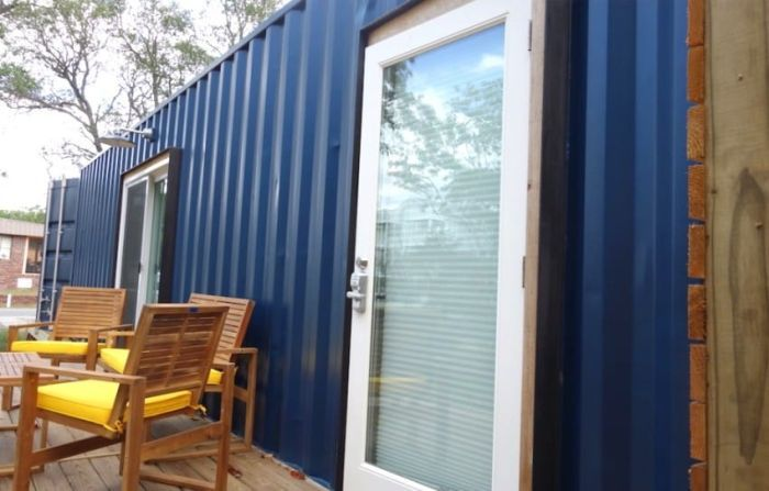 Shipping Container Houses Make For Perfect Vacation Homes (10 pics)