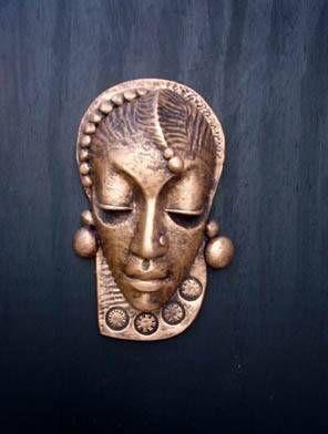 mask african sculpture - Buscar con Google