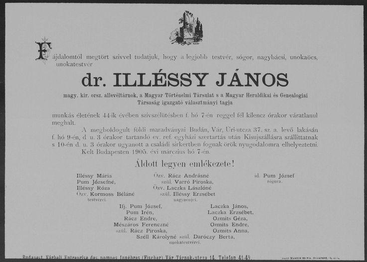 (Kisújszállás, 1861. február 12. – 1905. március 7.)   1887-től haláláig az Országos Levéltár munkatársa, előbb gyakornoka, 1892-től fogalmazója volt. Foglakozott a Jászkunság történetével, nyomdatörténettel és genealó-giával. Pettkó Bélával közösen állították össze a Királyi Könyvek mutatóját.