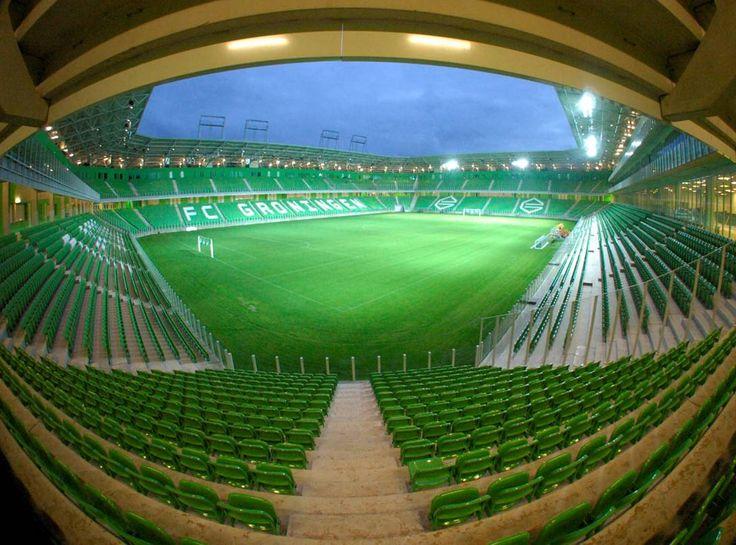 FC Groningen, soccer stadium