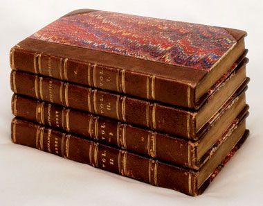 1833 Bentley edition of Jane Austen's novels. She was a great writer.