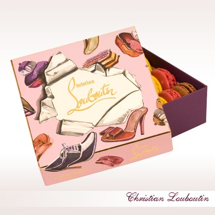Christian Louboutin for Laduree Les Coffrets Christian Louboutin pour Laduree ルブタン×ラデュレ