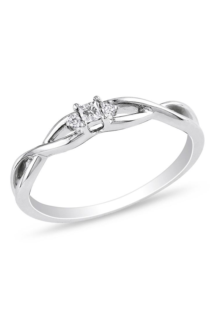 25 best ideas about Thin Engagement Rings on Pinterest