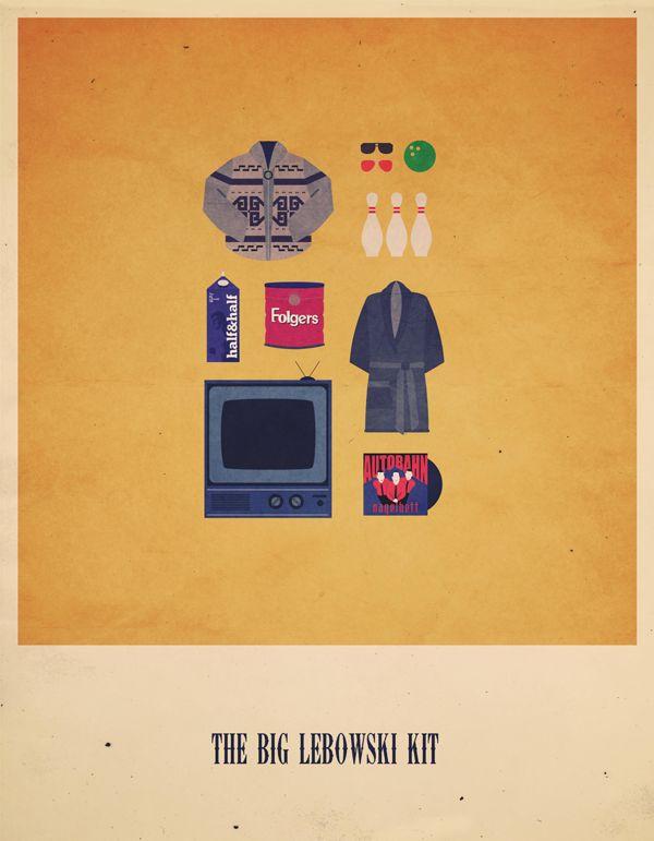 Movies Hipster Kits by Alizée Lafon