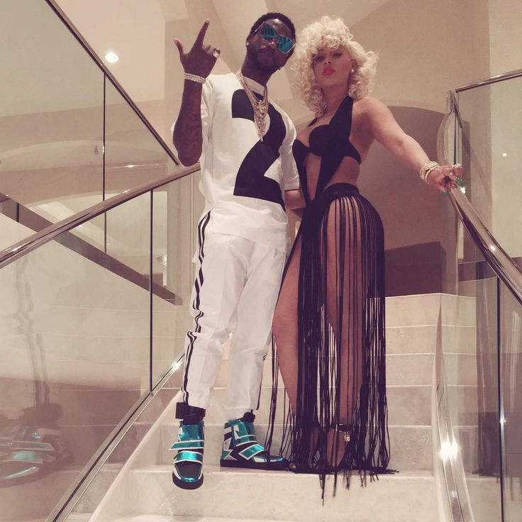 GUCCI MANE & KEYSHIA KA'OIR PERFORM FIRST TIME PRISON