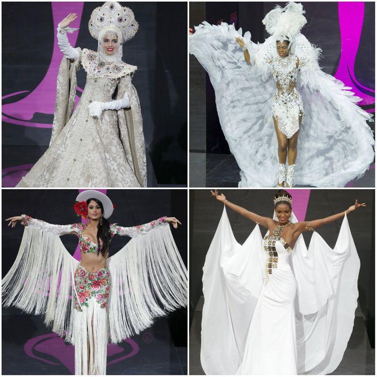 Candidatas a #MissUniverso2013, representantes de #Rusia, #Angola (superior der.), #Espana (inferior izq.) e #Israel. Siga las noticias sobre el concurso en: http://www.eluniverso.com/tema/miss-universo Fotos: Agencias
