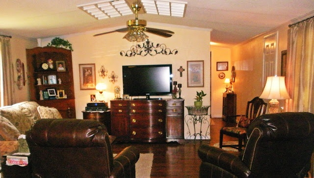 62 best single wide mobile home renos images on pinterest for 9 ft wide living room