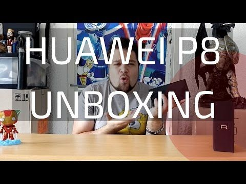 Huawei P8 Unboxing - YouTube Have a look at my unboxing of the new Huawei P8 Device. #Smartphone #YouTube #Technology #Huawei #Unboxing #HuaweiP8 #Video