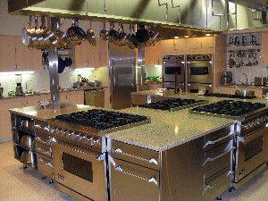Teaching Kitchen   Google Search · Cooking SchoolCooking ClassesKitchen  Designs