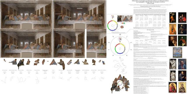 BigDeal+: Πιθανή λύση του μυστηρίου του Τελευταίου Δείπνου η του Μυστικού Δείπνου της τοιχογραφίας ″L'Ultima Cena″ του Λεονάρντο ντα Βίντσι (Έκδοση: Πάσχα).