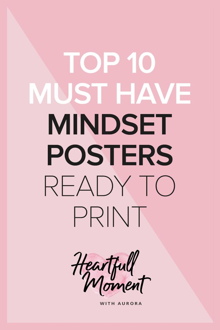 top 10 must have mindset posters ready to print, mindset posters, mindset banner, mindset, mindset quotes, inspirational quotes, motivational quotes