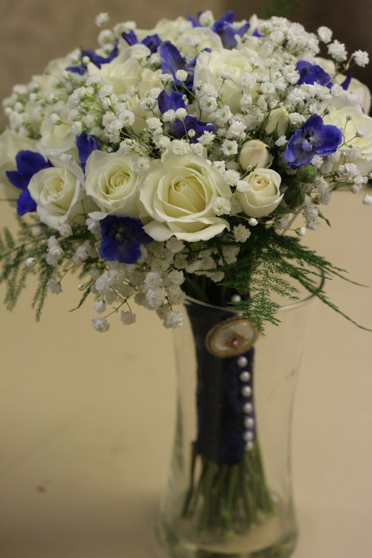 delphinium bouquet - photo #41