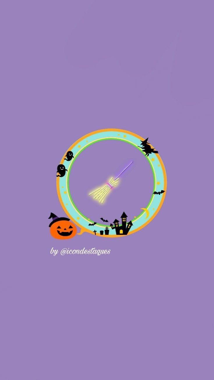 Capas Para Destaques Halloween Icondestaques Midias Sociais