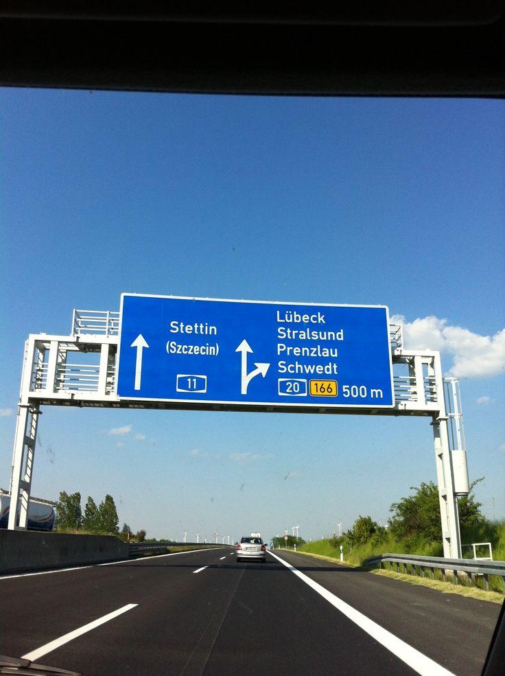 Auf geht's Richtung Ostsee!