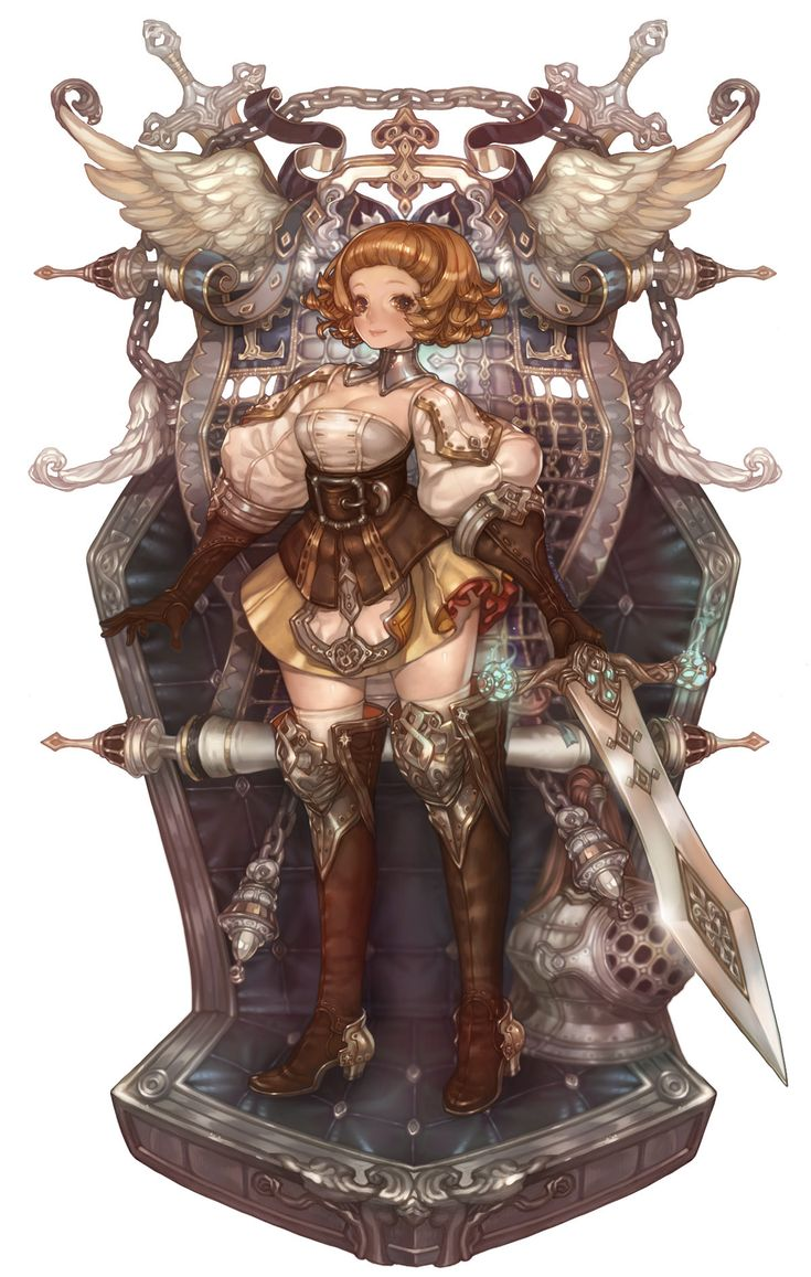 swordsman Maggi An Jeong-won (안정원) [Tree of Savior International Wiki] oomaggioo.co.kr/