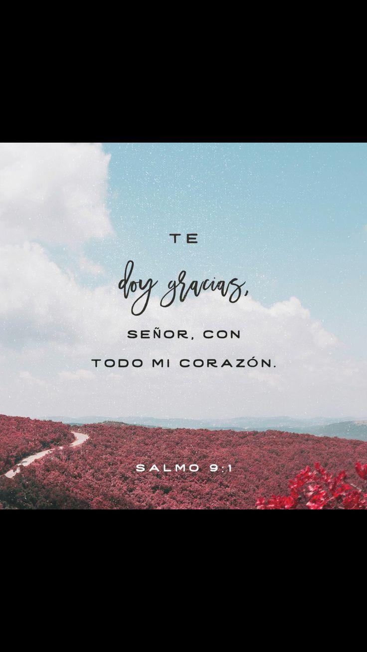 Te alabaré, oh Jehová, con todo mi corazón; Contaré todas tus maravillas.  Salmos 9:1 RVR1960.
