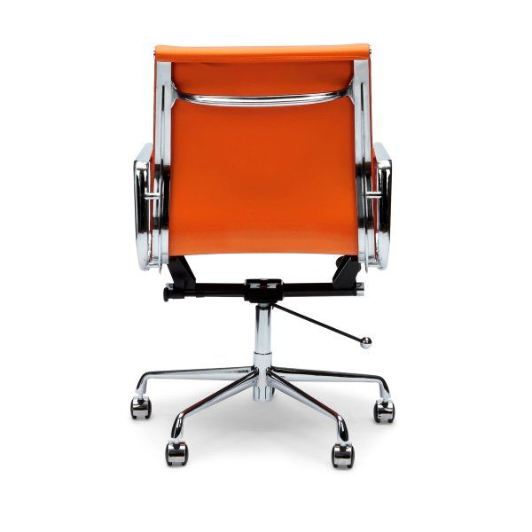 orange eames office chair | Best Computer Chairs For Office and Home