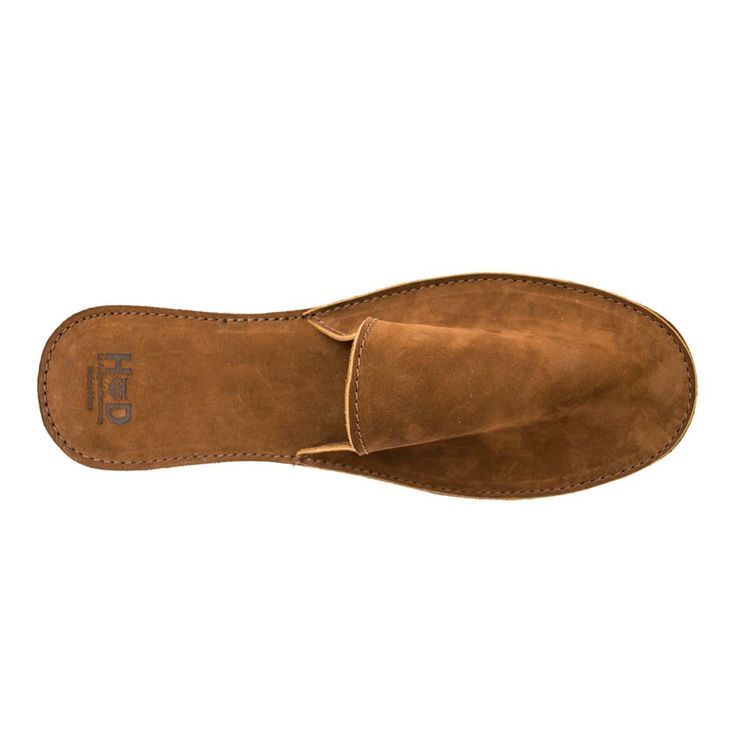 Available in Small, Medium & Large Molds to Foot's Shape With Regular Wearing Stylish and Sleek Footwear Handmade from Full Grain Leather Great for Lounging Around the House Comfortable and Unique SPE