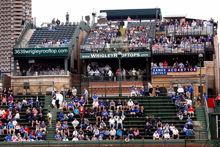 Tensions rise between Cubs, rooftopowners