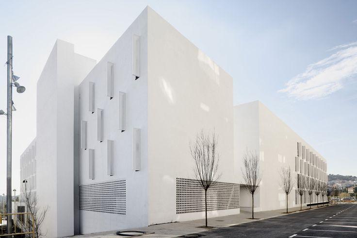 Viviendas Can Travi - Complesso residenziale a Barcellona