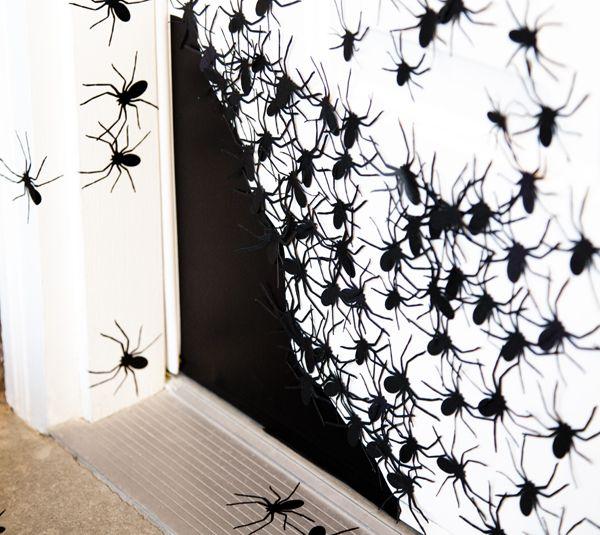54 best Haunt: Spider Deco images on Pinterest | Halloween ...