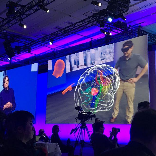 Repasamos todos los anuncios que hizo Microsoft durante Build 2016   Nuevas funciones para Windows 10 el ascenso de Cortana la integración de Xbox al sistema operativo y el desarrollo de apps universales fueron los temas más comentados durante la conferencia para desarrolladores.  El dispositivo de realidad aumentada HoloLens de Microsoft empezó a ser distribuida a los desarrolladores el 30 de marzo de 2016.  Igual que cada granito de sal crea un arenal cada aplicación que se desarrolle para…