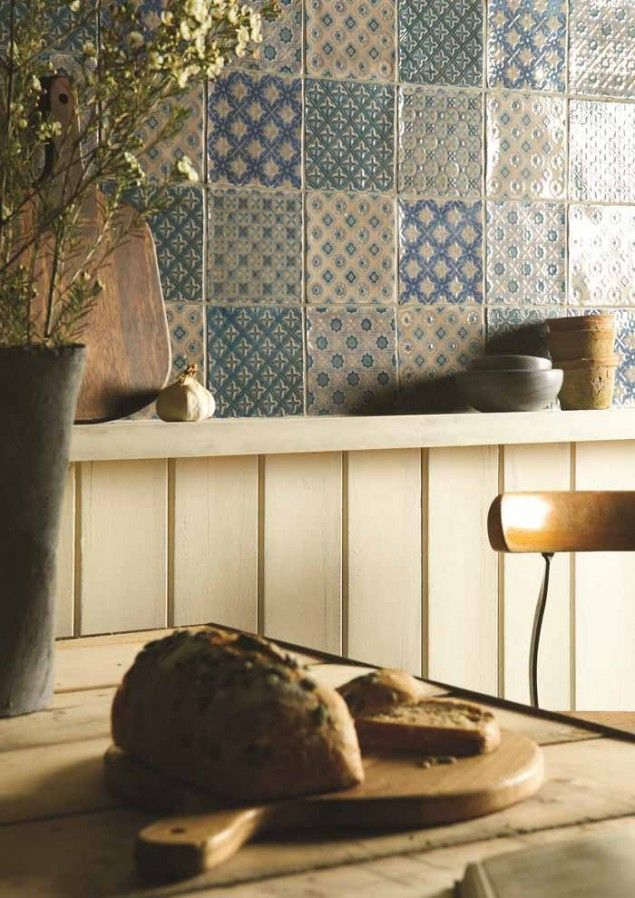 The Winchester Tile Company - Chateaux Mix on Truffle