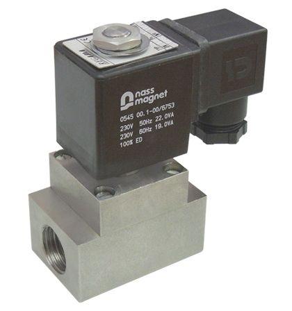stainless steel and Ex proof solenoid valves - manufacrurer Reaga