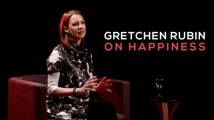 Gretchen Rubin on Happiness | IIN Depth