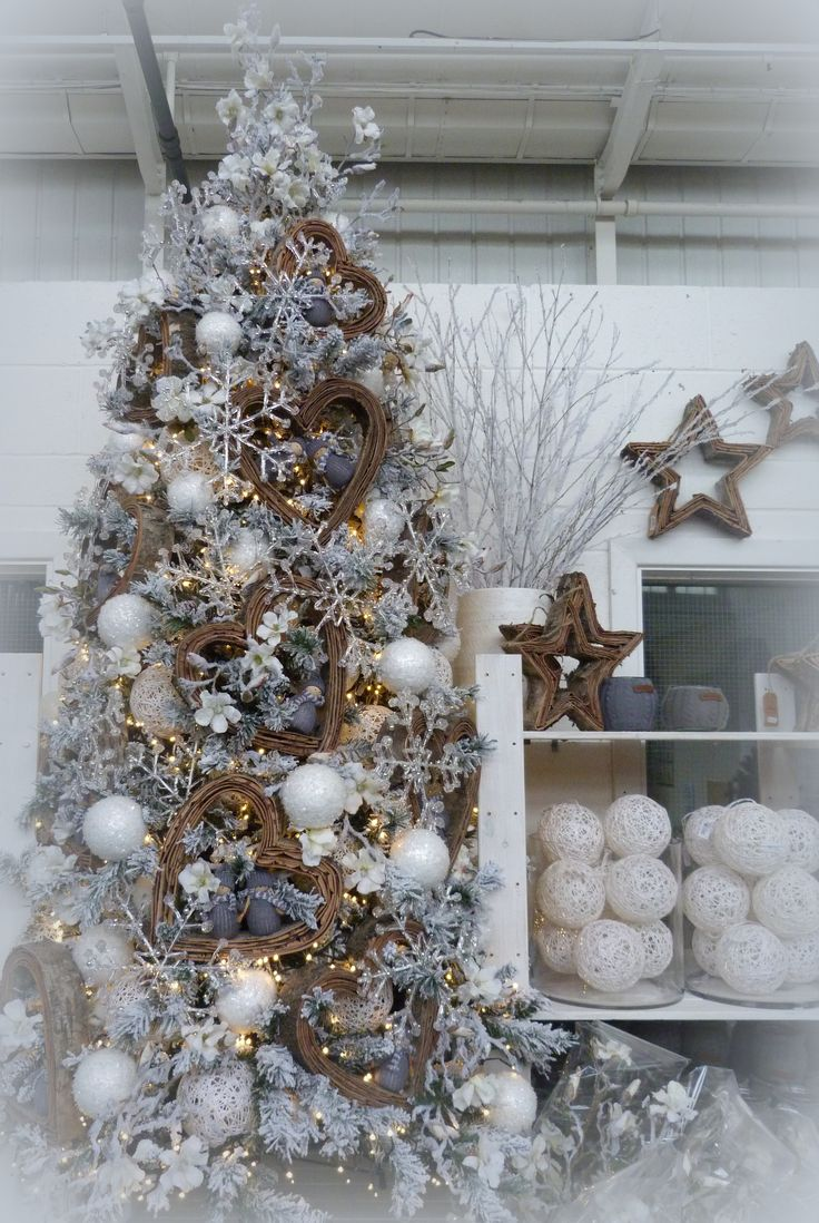 Grey Christmas Tree 20 Best Decorated Christmas Tree Designs Images On Pinterest