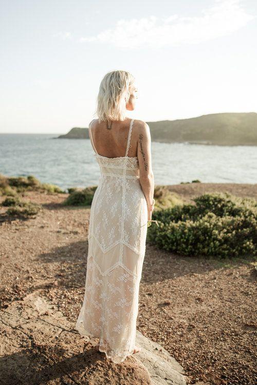 """Maggie May Bridal - """"JADE"""" Vintage Wedding Dress"""