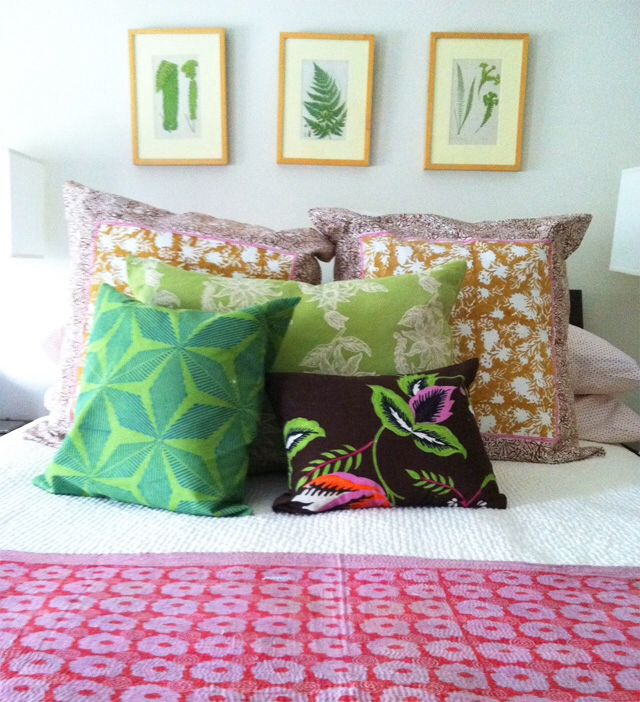 14 best images about Pillow Combinations {finding the perfect mix} on Pinterest Throw pillows ...