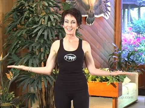 ▶ Trim the Triceps With T-Tapp - YouTube