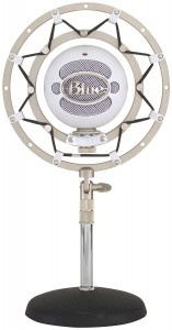 Snowball Mic w/suspension mount: Anybody want to get us one of these??? It's the most generous time of year!!!!
