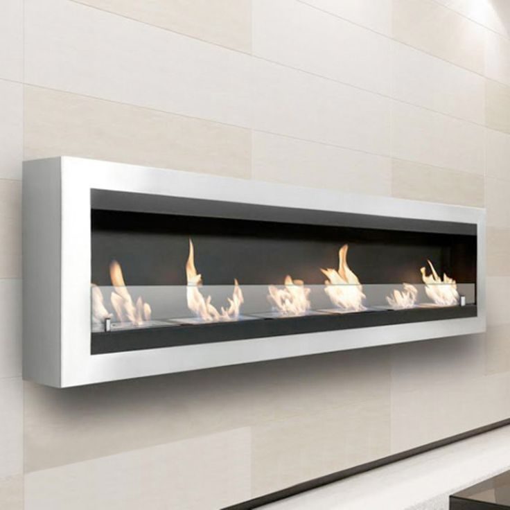 Moda Flame Verrazano Wall Mounted Ethanol Fireplace - Fireplaces at Hayneedle