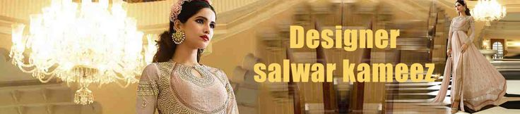To browse more Designer Salwar Kameez Online for sale.