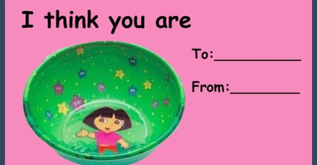 Valentines cards on tumblr are perfect.