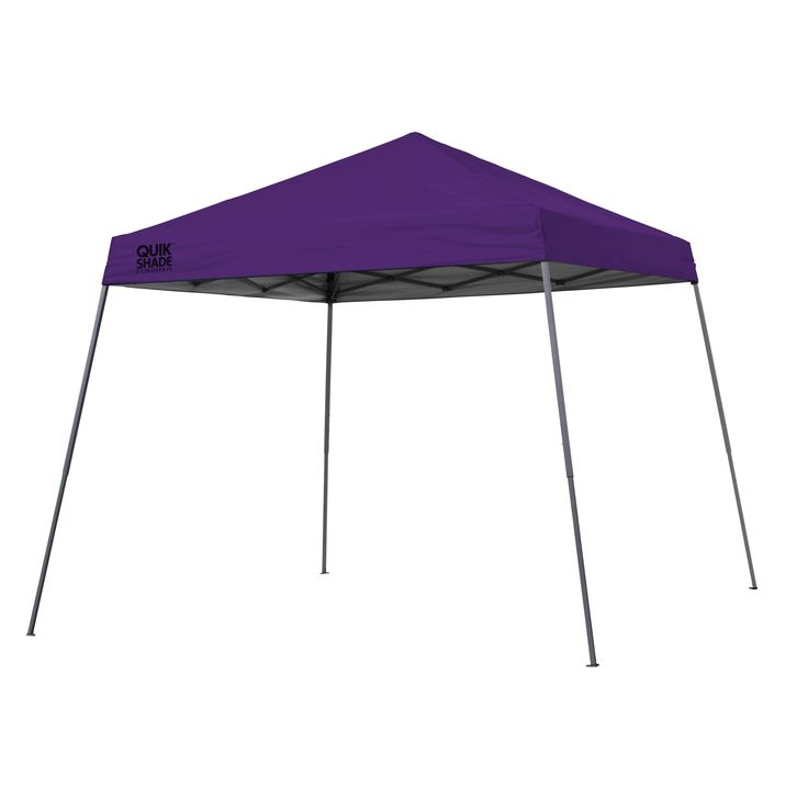 Quik Shade Expedition 64 10x10 Color Instant Canopy #160714