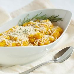 Butternut Risotto - Creamy Comfort Italian Food. Gluten & Granin Free Version!