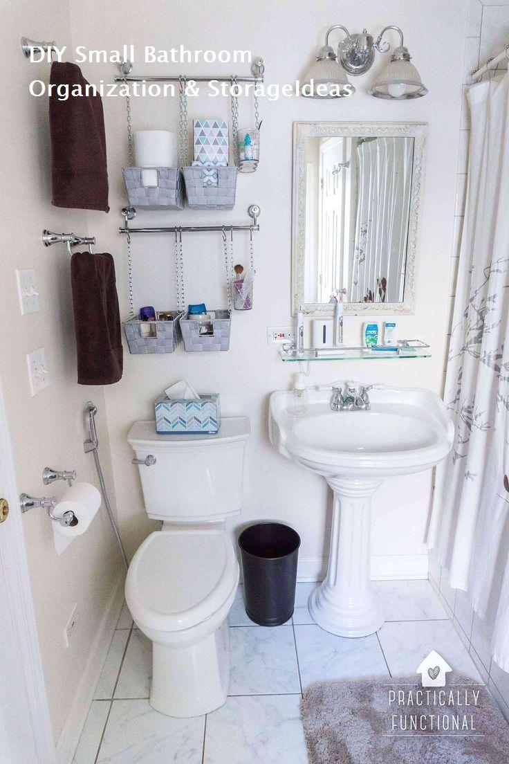 10 Exeptional Bathroom Storage Concepts 1   Bathroom Organization ...