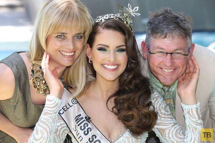 Ролен Штраус из ЮАР - победительница конкурса «Мисс Мира-2014» (40 фото)