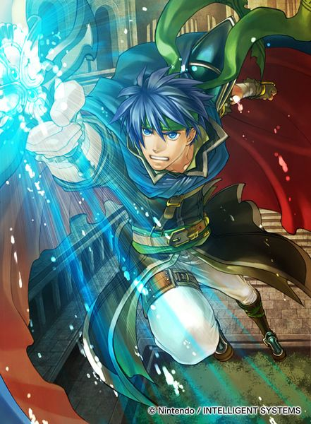 Fire Emblem Cipher - Ike ファイアーエムブレムサイファ / クリミアの勇将 アイク