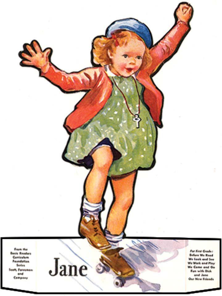 45 Bedste Dick, Jane og Sally billeder på Pinterest Baby-5493