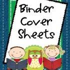 6 colorful binder covers. Covers for Guided Reading Binder, Class Binder, Conferring Binder. You also get a set of three covers with no writing, ju...