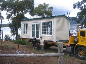 TIANDI mobile house, modular house, movable house, sandwich panel insulated house, top mobile house supplier from China.