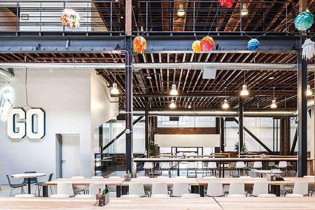 Pinterest Headquarters in San Francisco 4