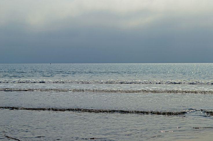Gentle Tide - Yaverland Beach - Isle of Wight |
