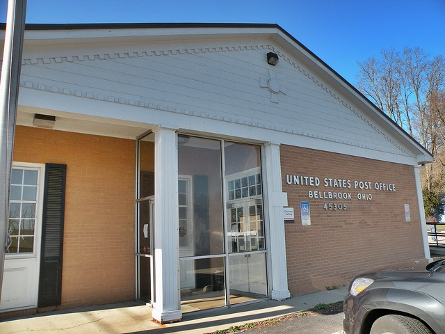Usps Post Office in Bellbrook, OH - Yellowpages.com